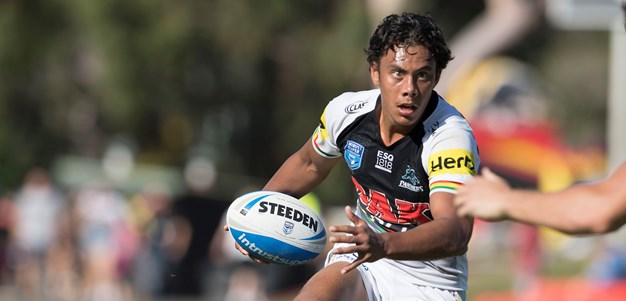Dominant Panthers defeat the Dragons
