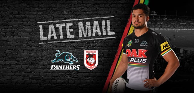 NRL Late Mail: Round 12