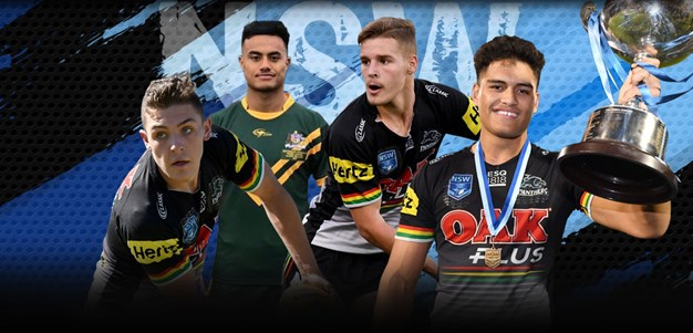 Four Panthers named for NSW U18s