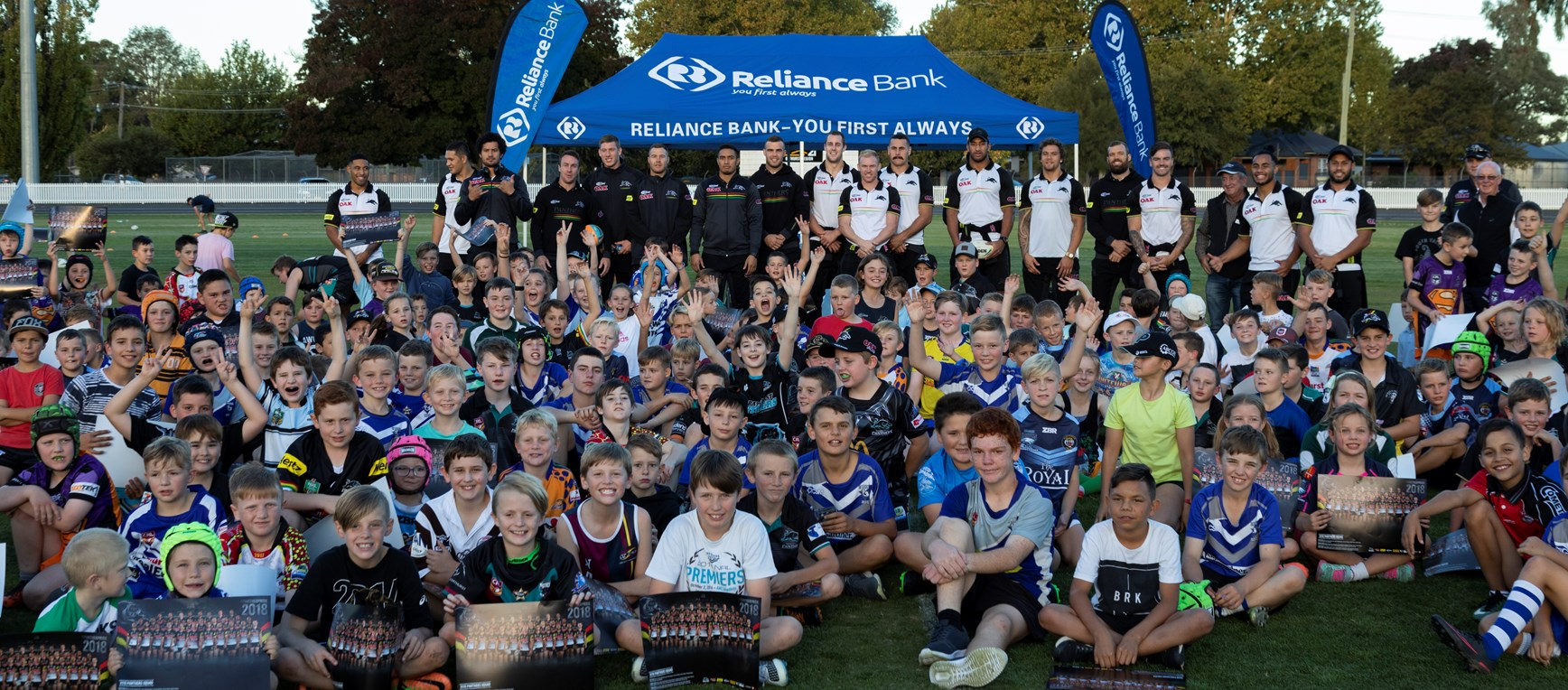 Gallery: Play Like A Panther Clinic in Bathurst