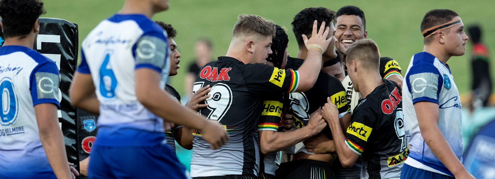 Panthers win SG Ball Grand Final