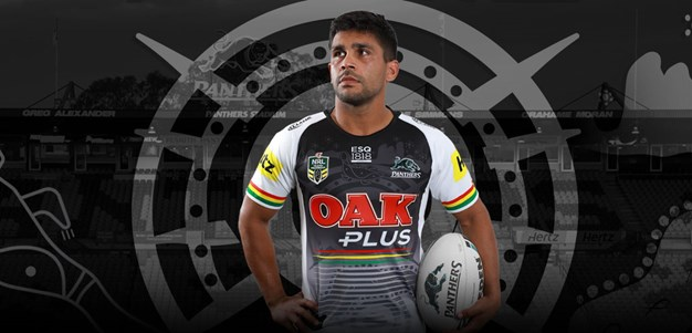 Panthers 2018 Indigenous Jersey