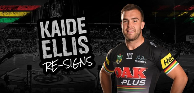 Ellis signs new Panthers deal