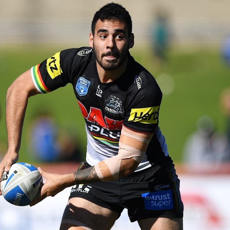 Panthers snatch dramatic draw against Wyong