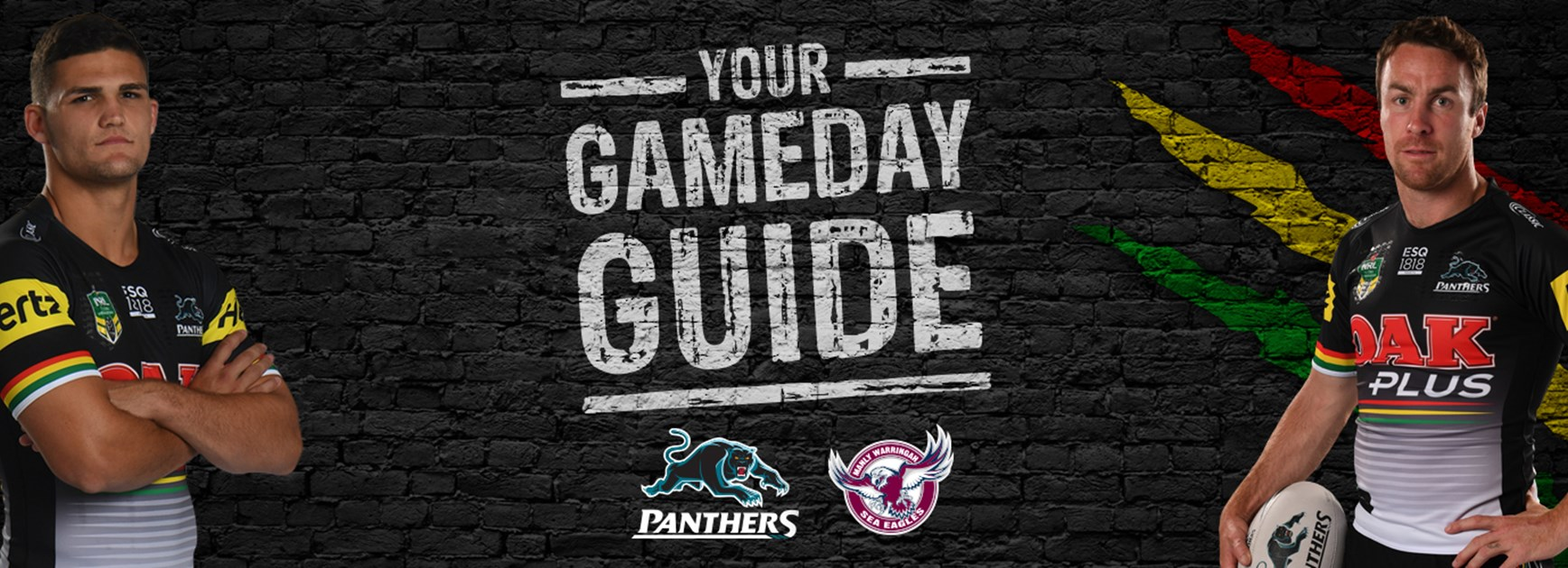 Gameday Guide: Round 16