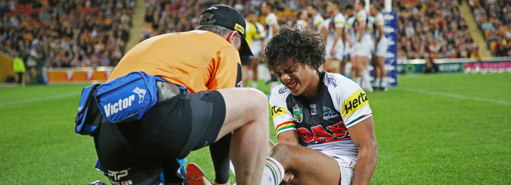 Injury Update: Jarome Luai