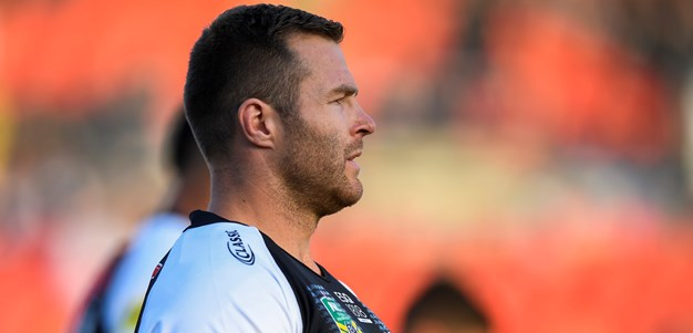 Benched Merrin to step up his game