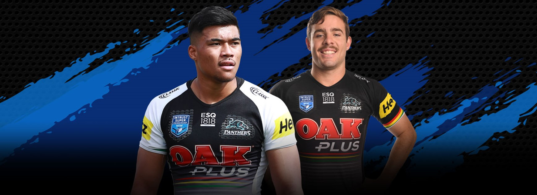 Panthers duo named for NSW U20s