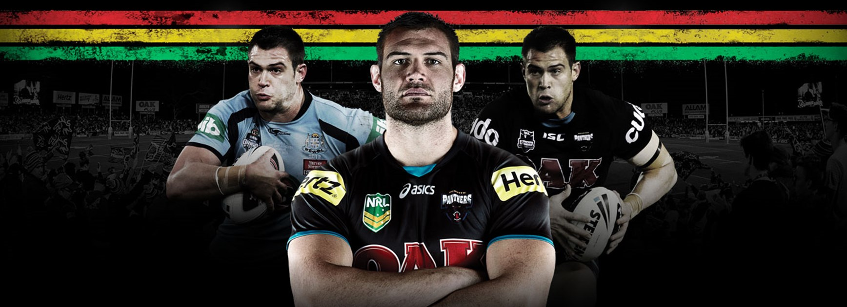 Tim Grant coming home to Panthers