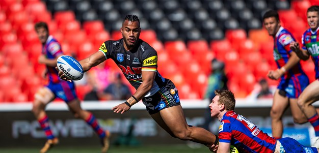 ISP Panthers score late victory over Knights