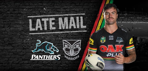 NRL Late Mail: Round 24