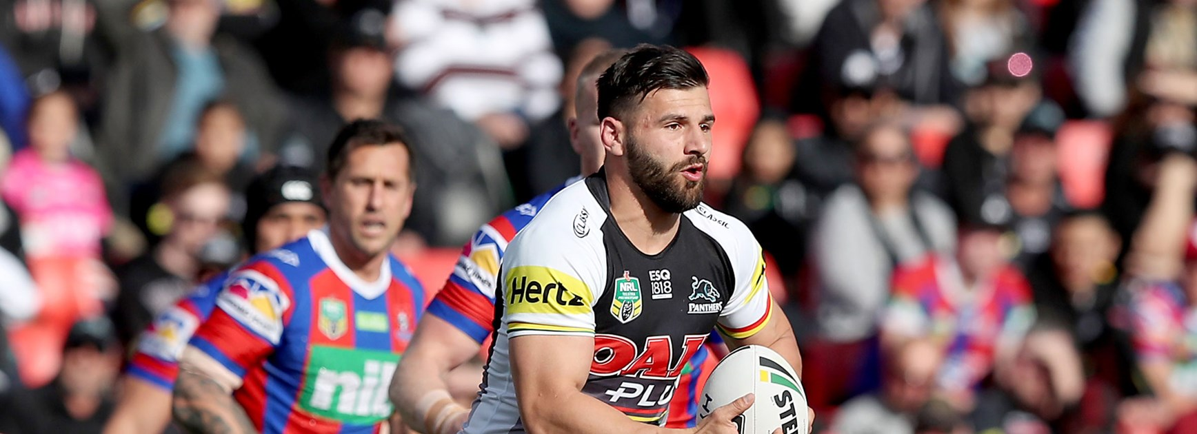 Errors cost Panthers against Newcastle