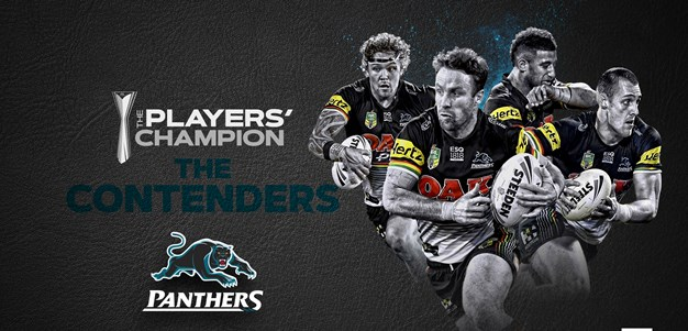 Panthers nominated for Players' Champion