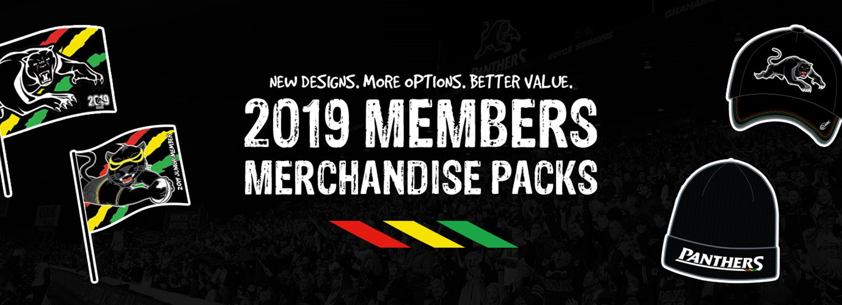 Panthers unveils 2019 member packs