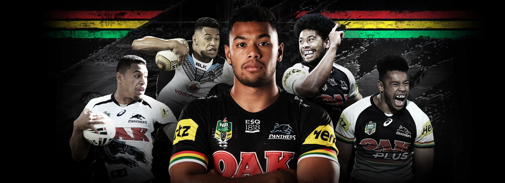 Blake commits his future to Panthers