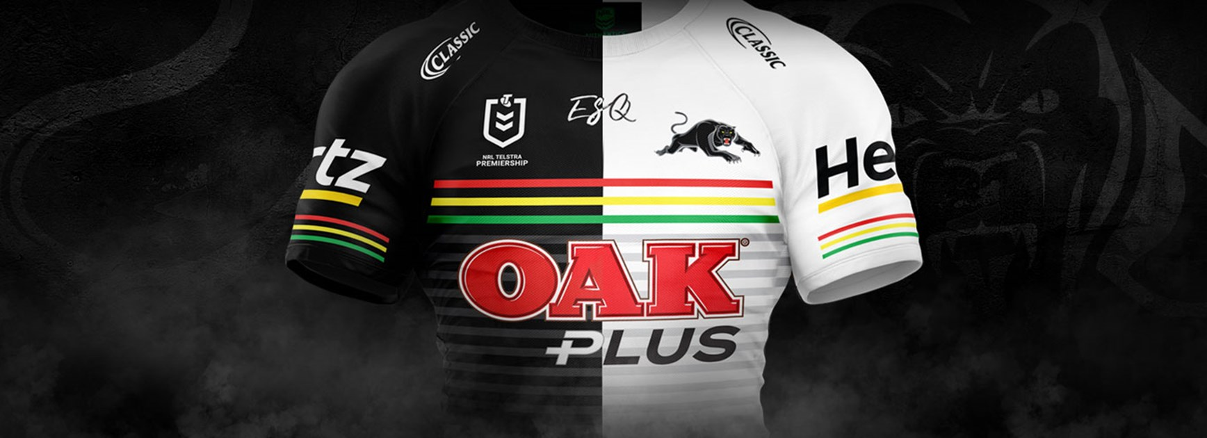 Revealed: 2019 Home and Away Jerseys