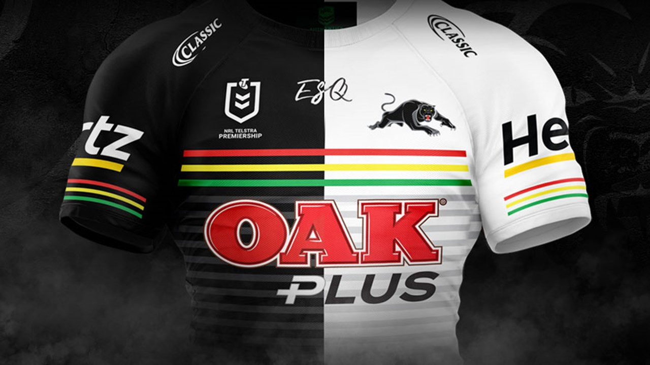 the latest cb493 22526 Revealed: 2019 Home and Away Jerseys - Panthers