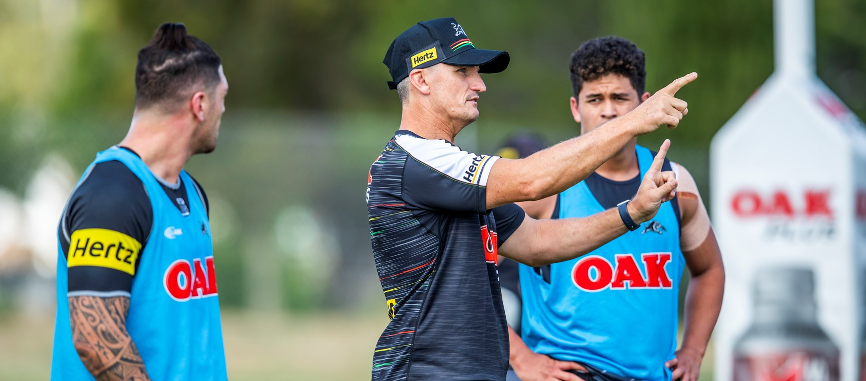 Gallery: Pre-season begins at Panthers