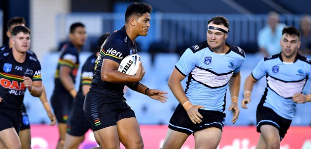 Young Panthers put Sharks to the sword
