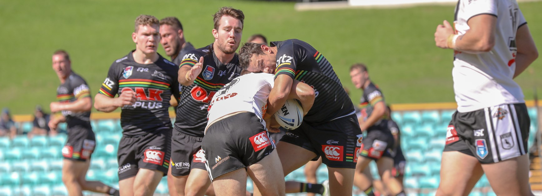 Panthers humbled by experienced Magpies