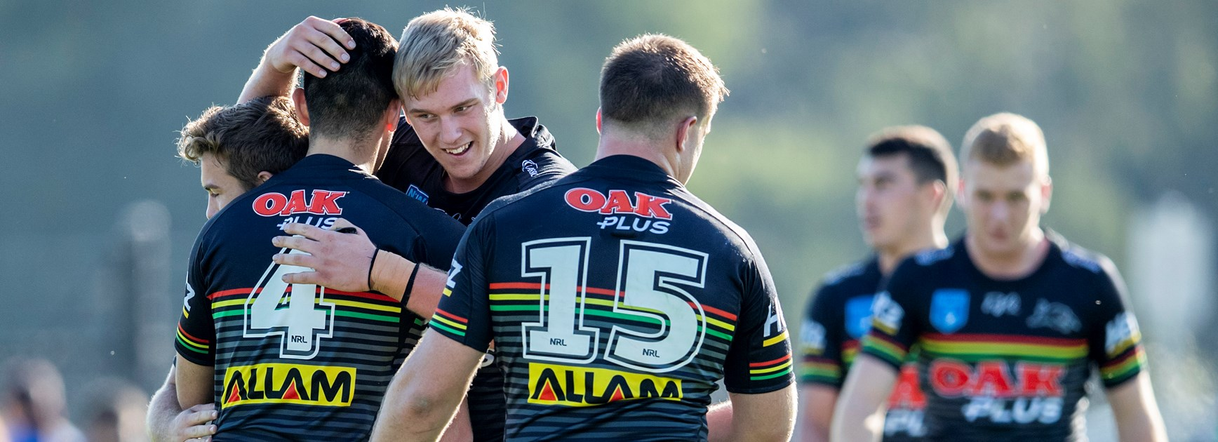 Silky Panthers tear Souths to shreds