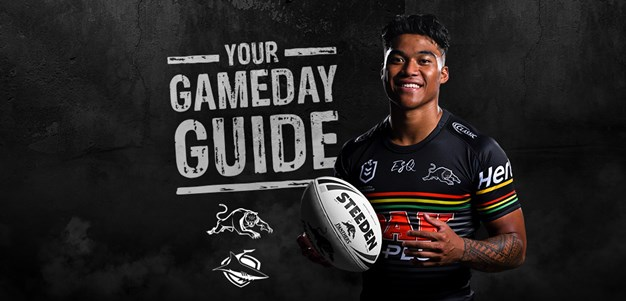 Gameday Guide: Panthers v Sharks