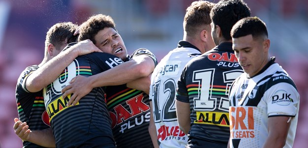 Panthers charge home to overpower Magpies