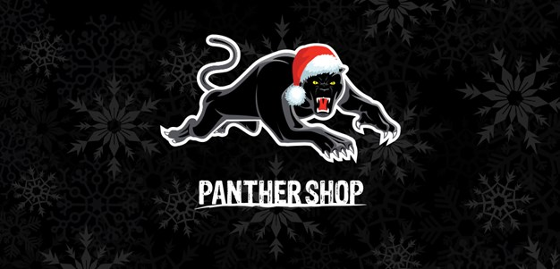 Panther Shop Christmas Trading Hours