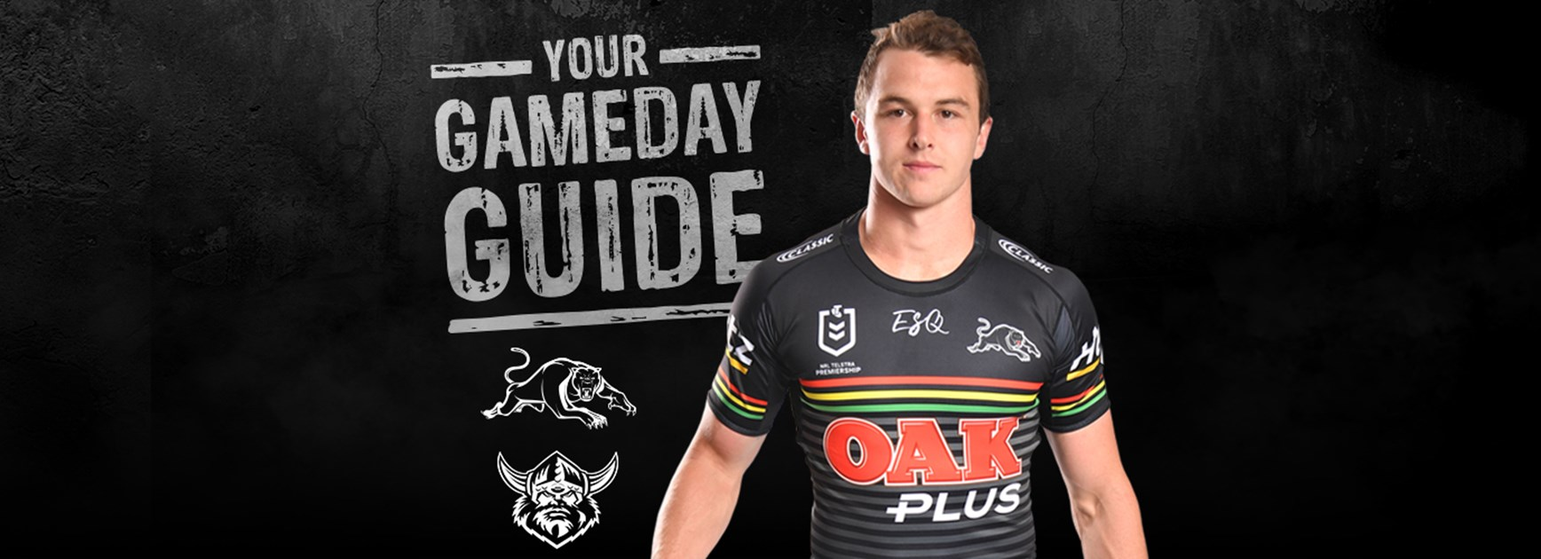Gameday Guide: Panthers v Raiders