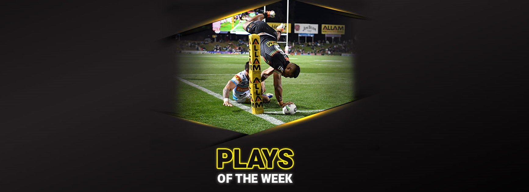 Round 17 Hertz Plays of the Week
