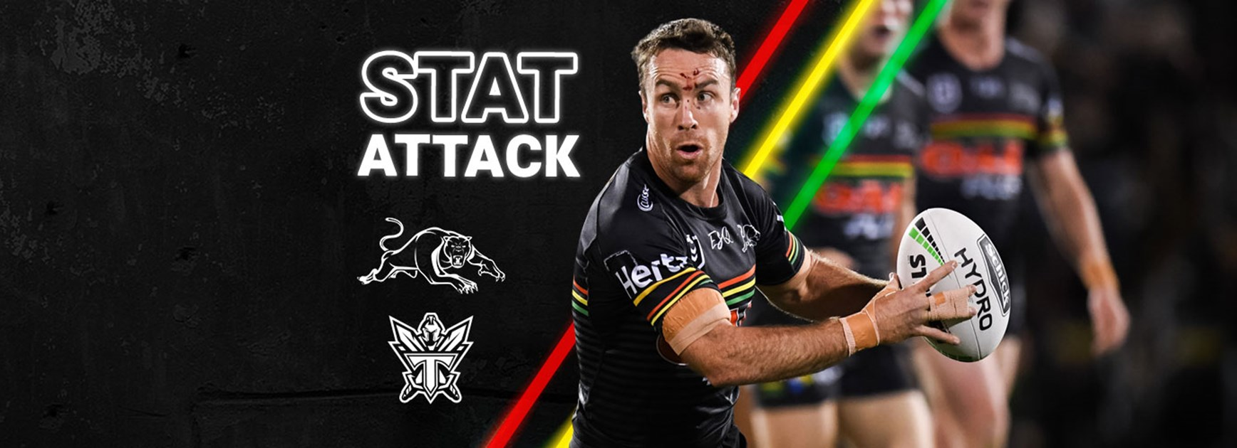 Stat Attack: Panthers v Titans