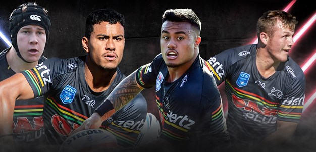 Four Panthers named for U20s Origin clash
