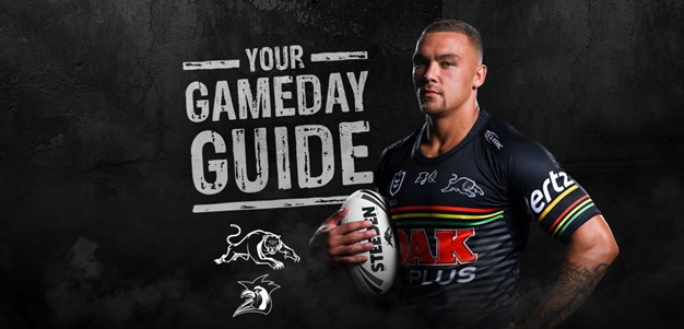 Gameday Guide: Panthers v Roosters