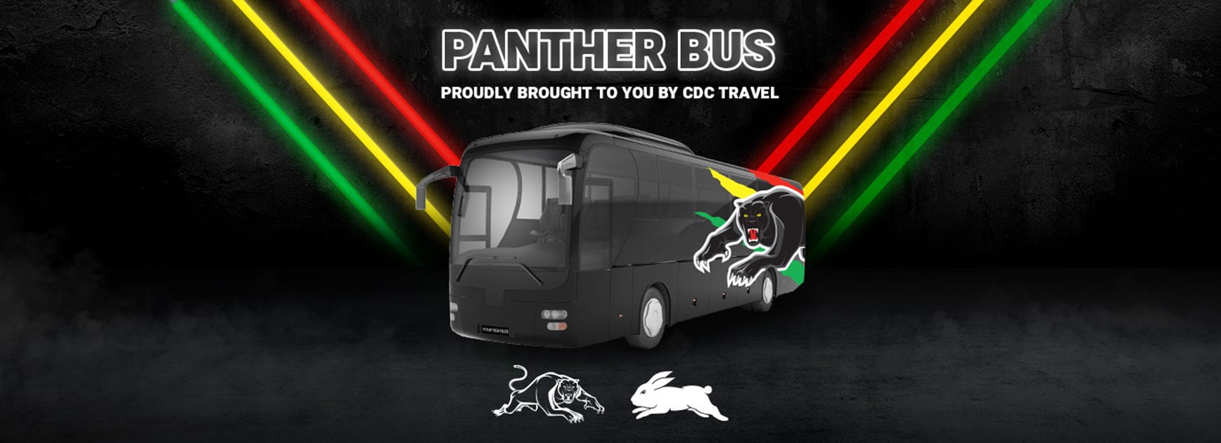 CDC Travel Panther Bus: Round 14