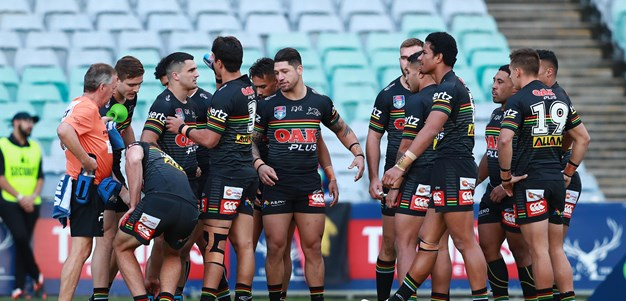 Panthers fall to pieces against Souths