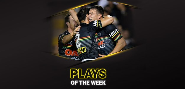 Round 13 Hertz Plays of the Week