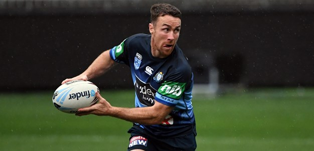 Maloney took no offence at being overlooked