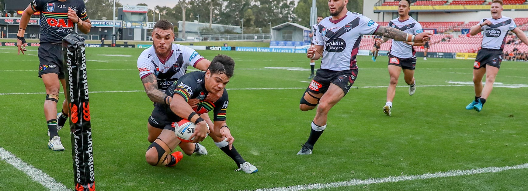 Panthers launch comeback to bury Blacktown