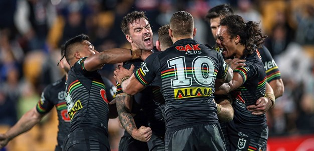 OAK Plus Gallery: Panthers v Warriors