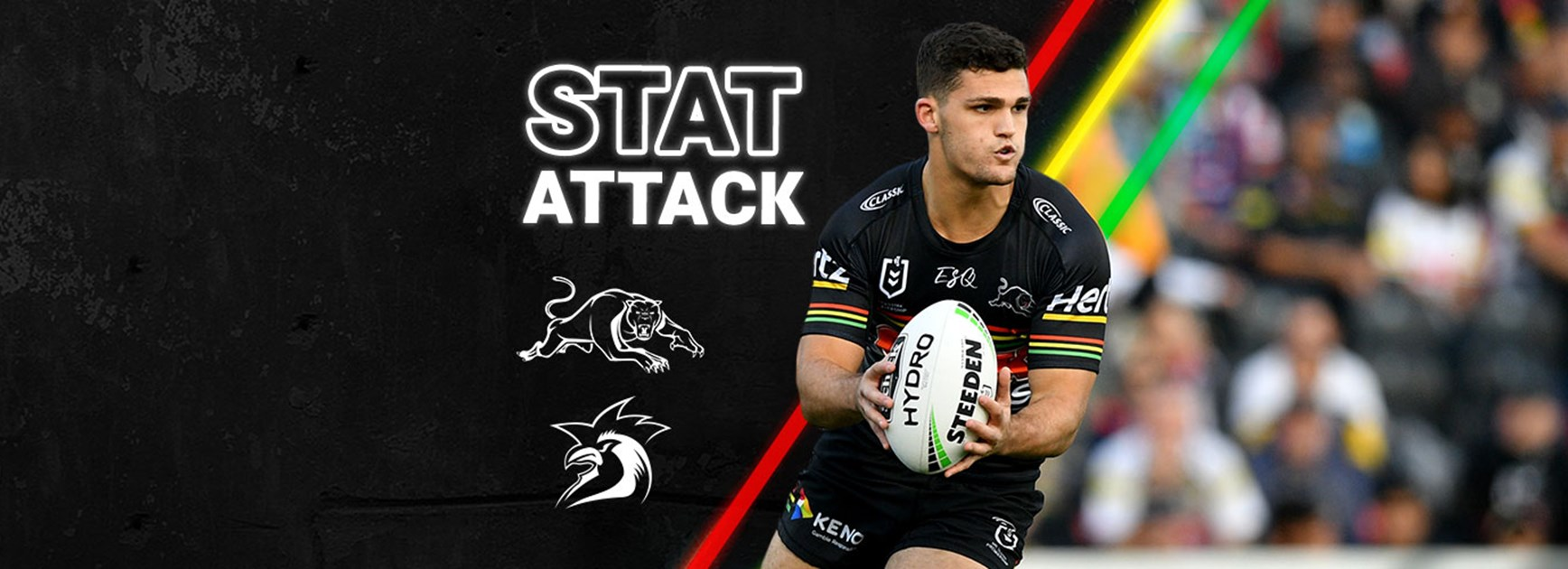 Stat Attack: Panthers v Roosters
