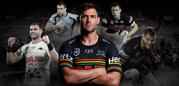 Tim Grant terminates his Panthers contract