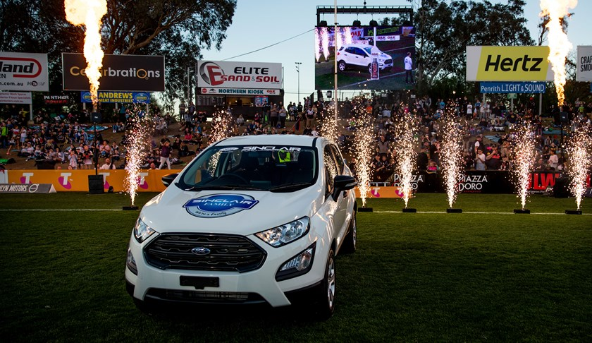 The Sinclair Ford Car Giveaway returns in 2019.