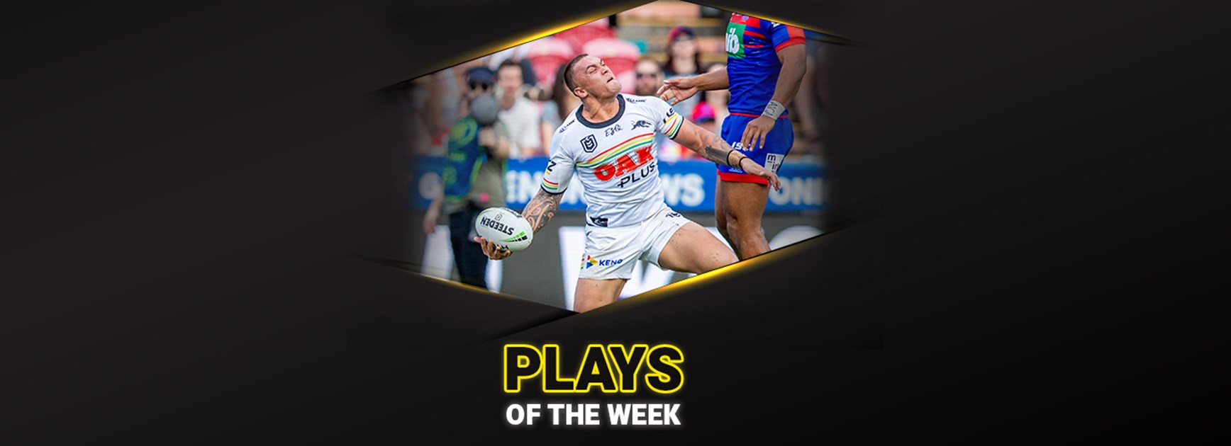 Hertz Plays of the Week: Round 2