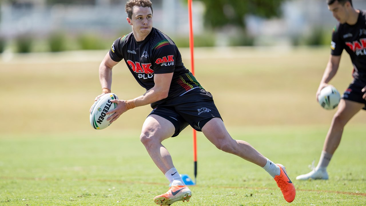 Focused Edwards sets the fitness benchmark