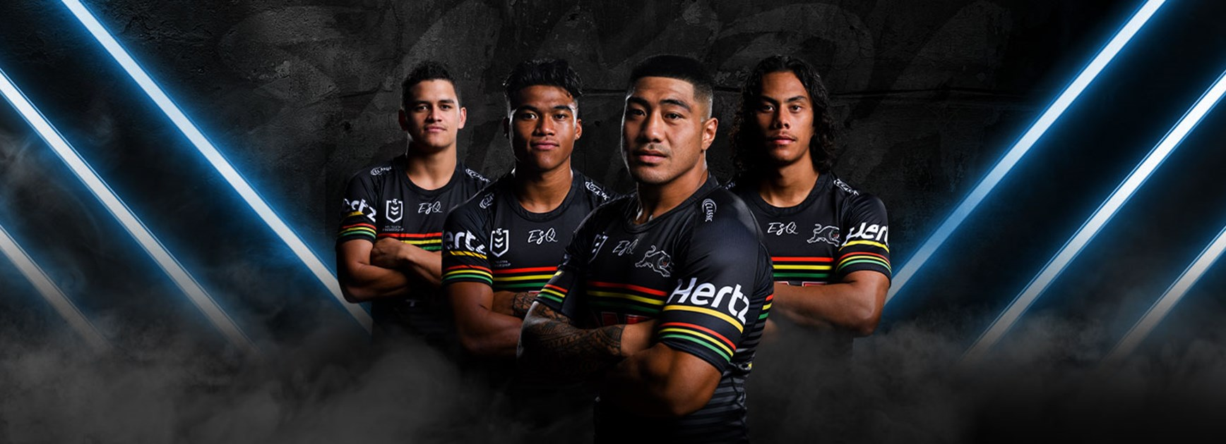Panthers quartet named in Samoa squad