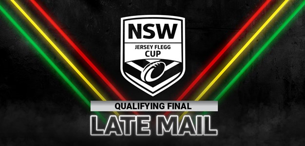 Jersey Flegg Late Mail: Qualifying Final