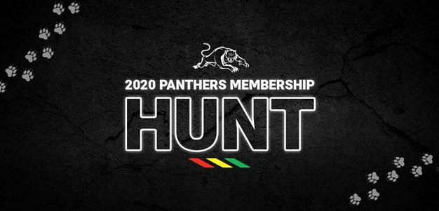Hunt down your 2020 Panthers membership