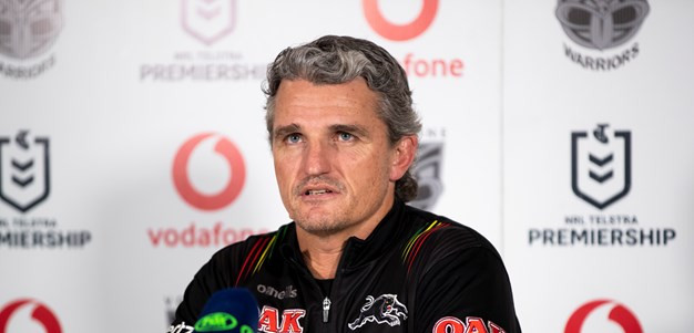 Press Conference: Round 14