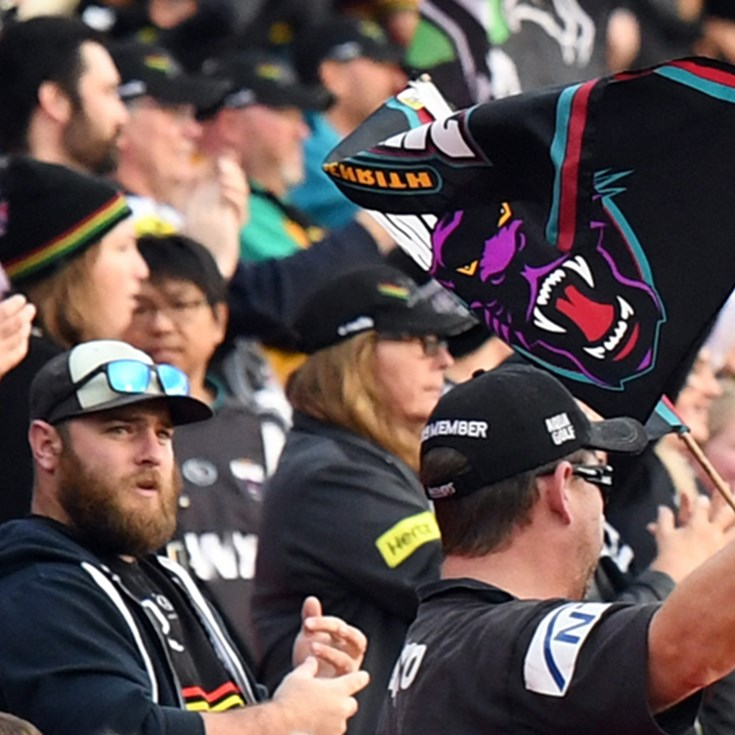 Members Ticket Information: Panthers v Eels