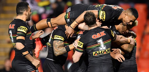 Purring Panthers record big win over Cronulla